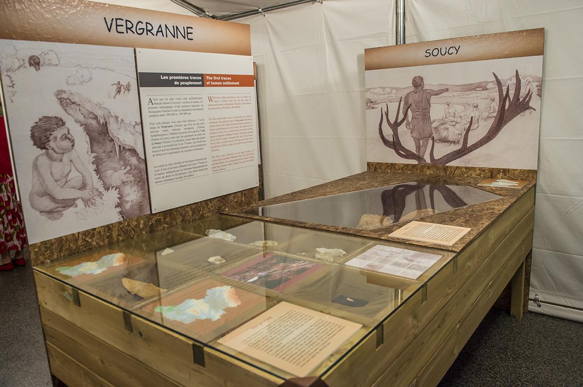 Solutré – Inauguration-exposition