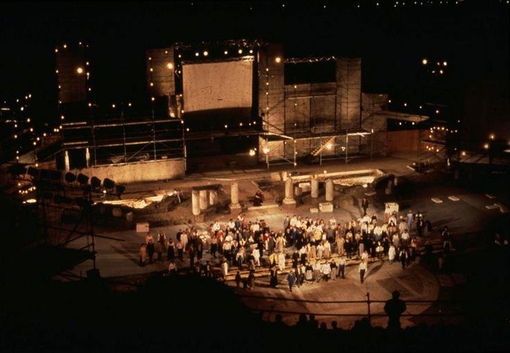 Spectacle La Messe des Travailleurs – Lyon