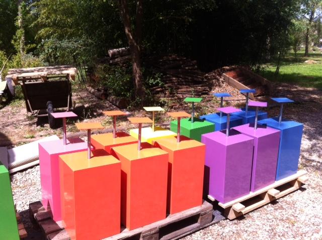 Atelier d 39 architecture et de sc nographie mus ographie - Mobilier jardin witry les reims villeurbanne ...